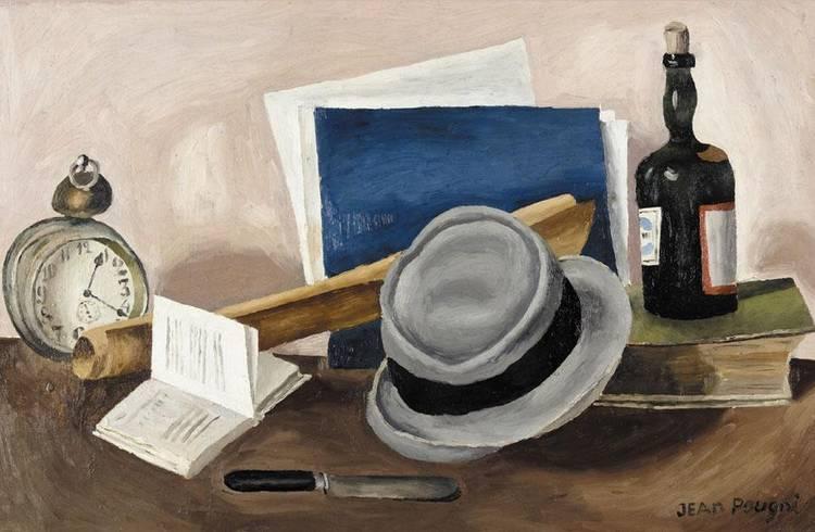 f - JEAN POUGNY, 1894-1956