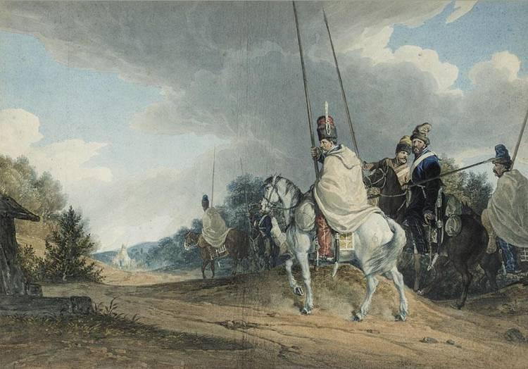 ALEXANDER ORLOVSKY, 1777-1832