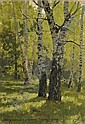 ISAAC ILICH LEVITAN, 1861-1900, Isaak Il'ich Levitan, Click for value