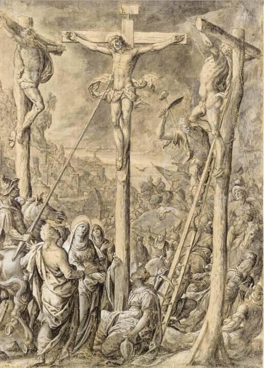 HANS BOL MECHELEN 1534 - 1593 (?) AMSTERDAM
