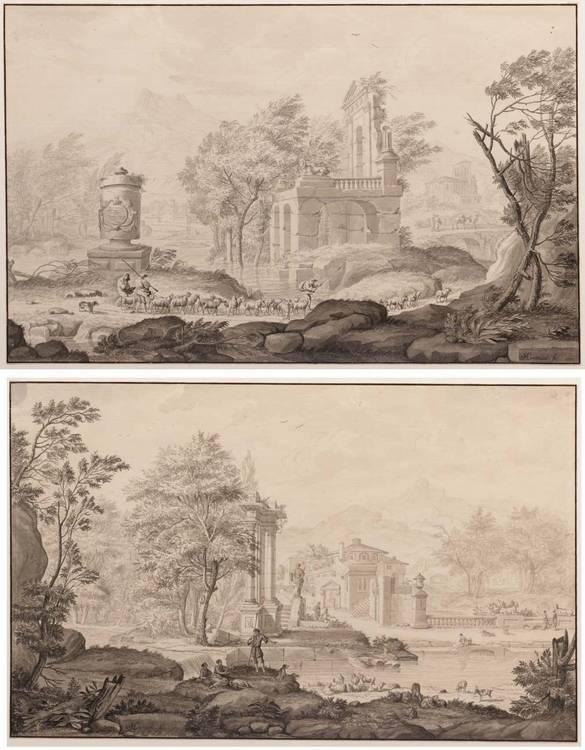 NICOLAES AARTMAN AMSTERDAM 1713 - 1760
