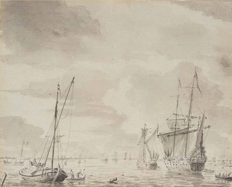 HENDRIK KOBELL ROTTERDAM 1751 - 1779