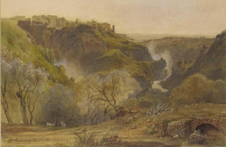 JEAN-ACHILLE BENOUVILLE PARIS 1815 - 1891