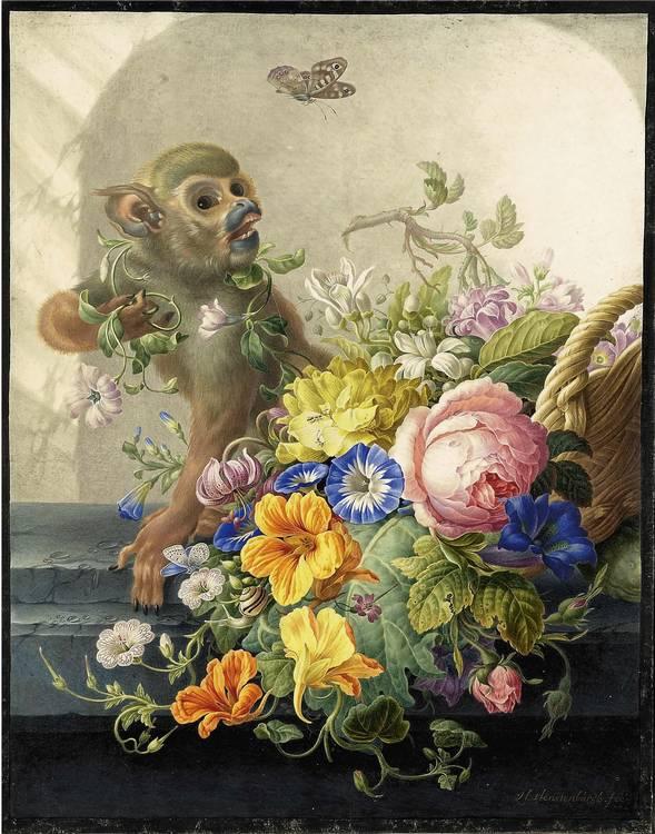 HERMAN HENSTENBURGH HOORN 1667 - 1726