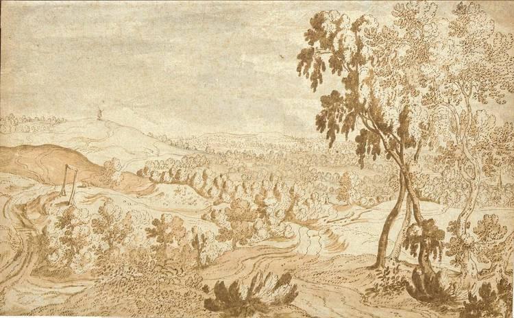 PAUWELS VAN HILLEGAERT AMSTERDAM 1596 - 1640