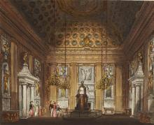 PYNE. ROYAL RESIDENCES. 1819