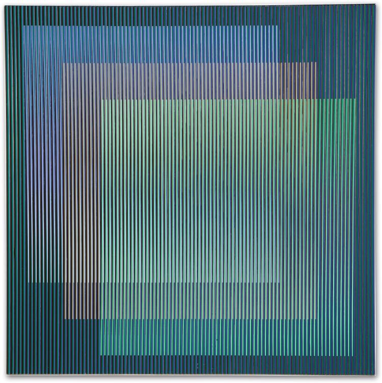 CARLOS CRUZ-DIEZ | Physichromie 1206
