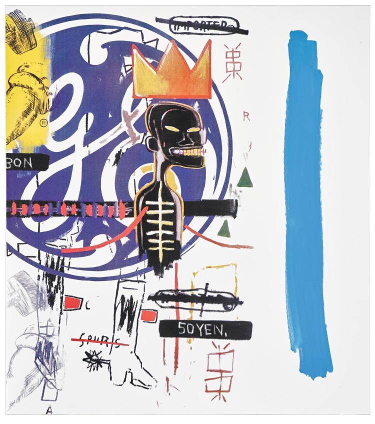 MICHEL MAJERUS | o.T. (collaboration Nr. 8)