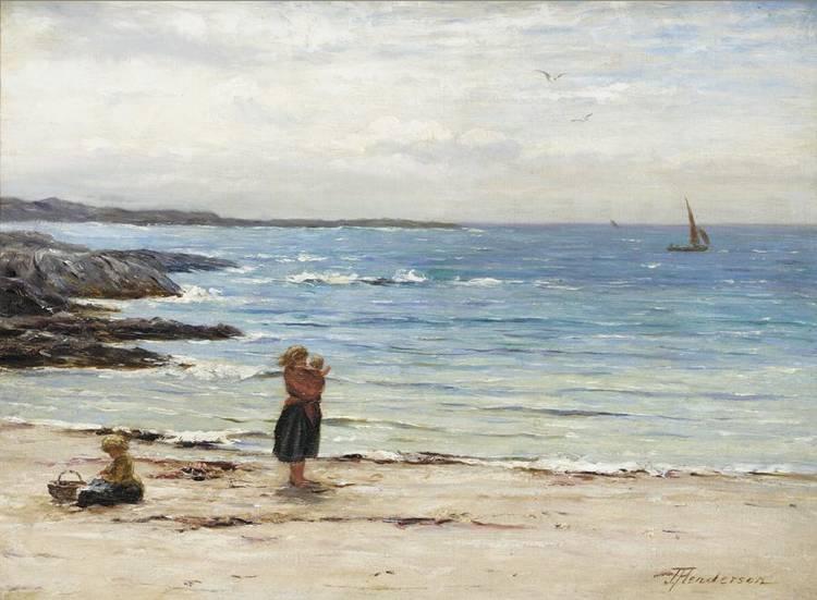JOSEPH HENDERSON 1832-1908