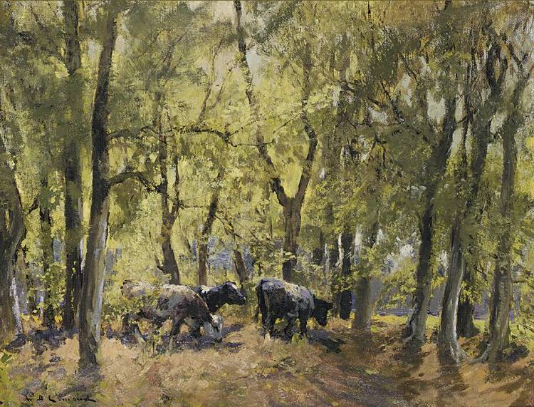 WILLIAM BRADLEY LAMOND 1857-1924