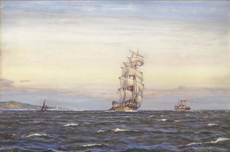 PATRICK DOWNIE 1854-1945