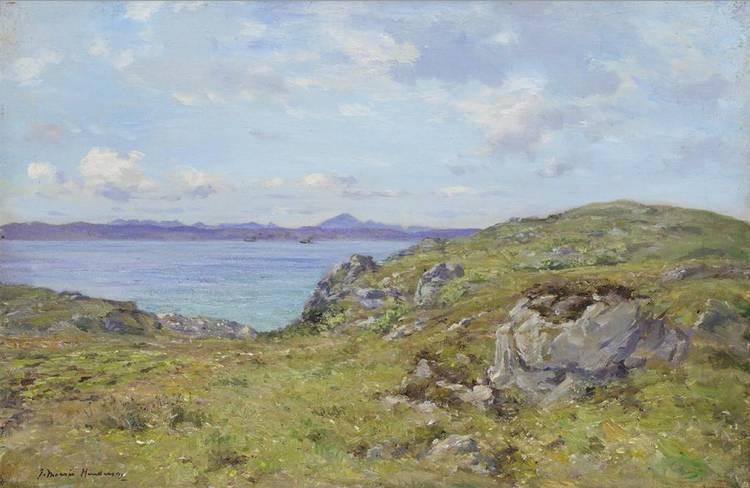 JOSEPH MORRIS HENDERSON, R.S.A. 1864-1936