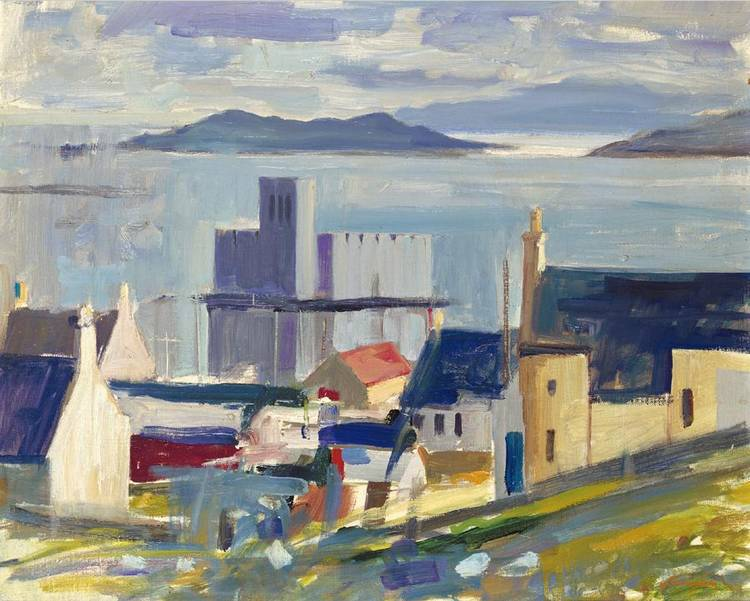 JOHN CUNNINGHAM 1927-2000