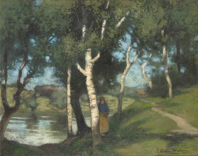 THOMAS CORSAN MORTON 1859-1928