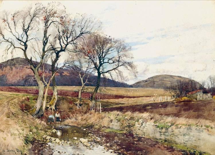 TOM SCOTT 1859-1927