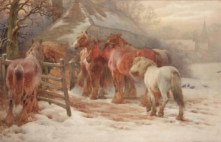 CHARLES JAMES ADAMS, 1859-1931
