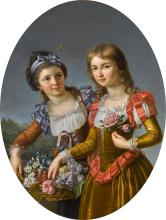 MARIE-VICTOIRE LEMOINE | The two sisters