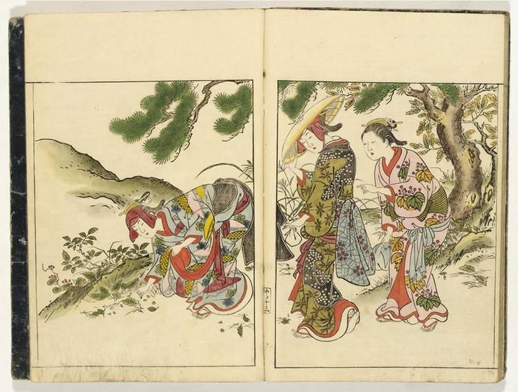 NISHIKAWA SUKENOBU, (1671-1750), 1731