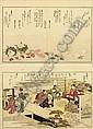 KITAGAWA UTAMARO, (1753-1806), C.1789, Kitagawa Utamaro, Click for value