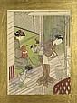 SUZUKI HARUNOBU, (1725-1770), C.1766, Suzuki Harunobu, Click for value
