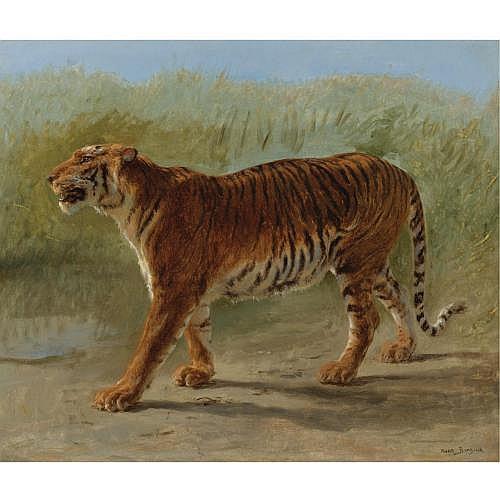 Rosa Bonheur , Royal Tiger Marching
