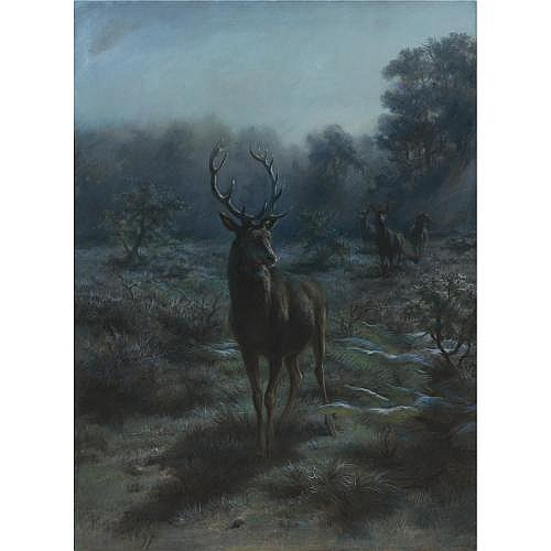 Rosa Bonheur , King of the Forest