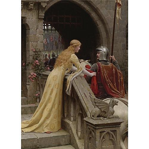Edmund Blair Leighton , God Speed