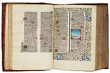BREVIARY, USE OF AUTUN, IN LATIN [FRANCE (PERHAPS AUTUN), C.1480] |