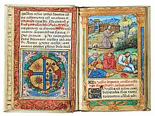 THE HURAULT HOURS, USE OF ROME, IN LATIN AND FRENCH [FRANCE (PARIS) C.1510–20] |