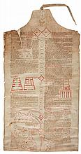PETER OF POITIERS, COMPENDIUM HISTORIAE IN GENEALOGIA CHRISTI, IN ROLL FORM, IN LATIN [ITALY, C.1350] |