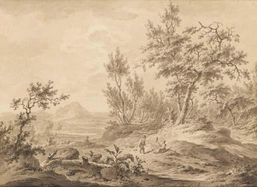 JOHANN FREIDRICH OVERBECK LÜBECK 1789 - 1869 ROME
