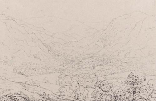 WILHELM VON KOBELL, MANNHEIM 1766 - 1855 MUNICH
