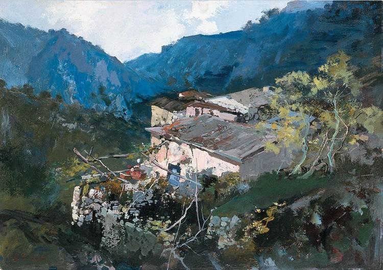 EZELINO BRIANTE (NAPOLI 1901 - 1970)