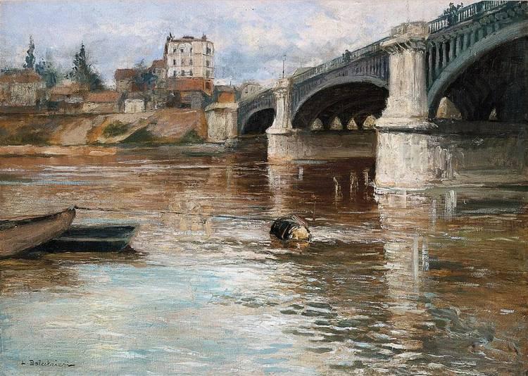 LIONELLO BALESTRIERI (CETONA 1872 - NAPOLI 1958)