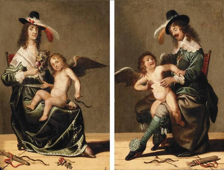 c - JACOB FRANSZ. VAN DER MERCK SAINT-GRAVENDEEL CIRCA 1610 - 1664 LEYDEN