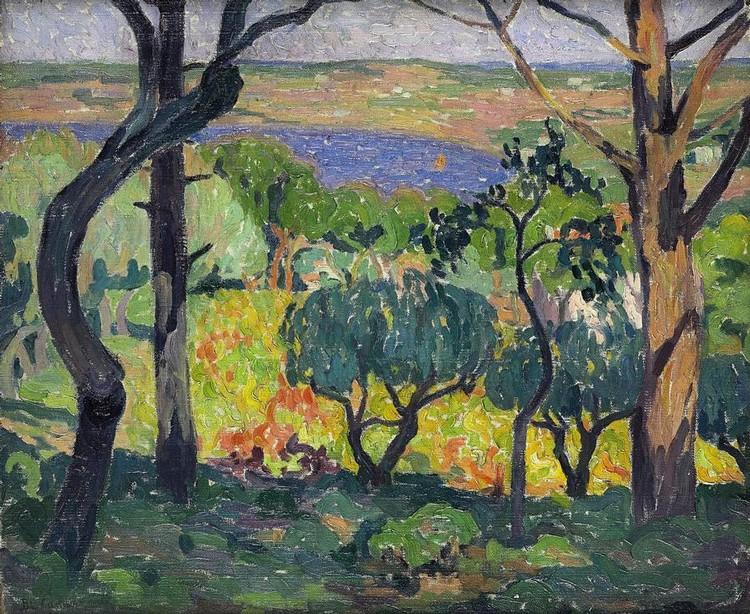 BLANCHE CAMUS, 1881-1968