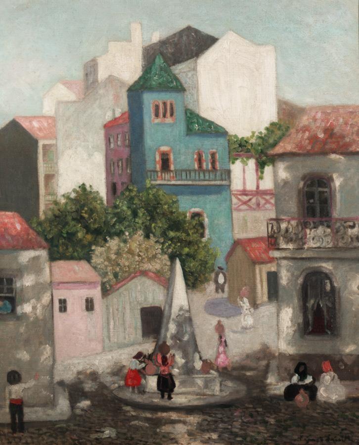 FRANCIS SMITH, 1881-1961