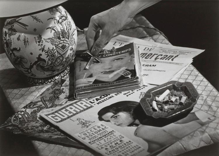 LEO DOHMEN | L'Imitation du Cinéma