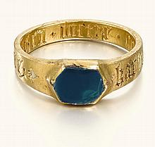 ENGLISH, 15TH CENTURY | Ring