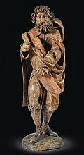 SOUTHERN GERMAN OR AUSTRIAN, EARLY 16TH CENTURY | Saint Roch