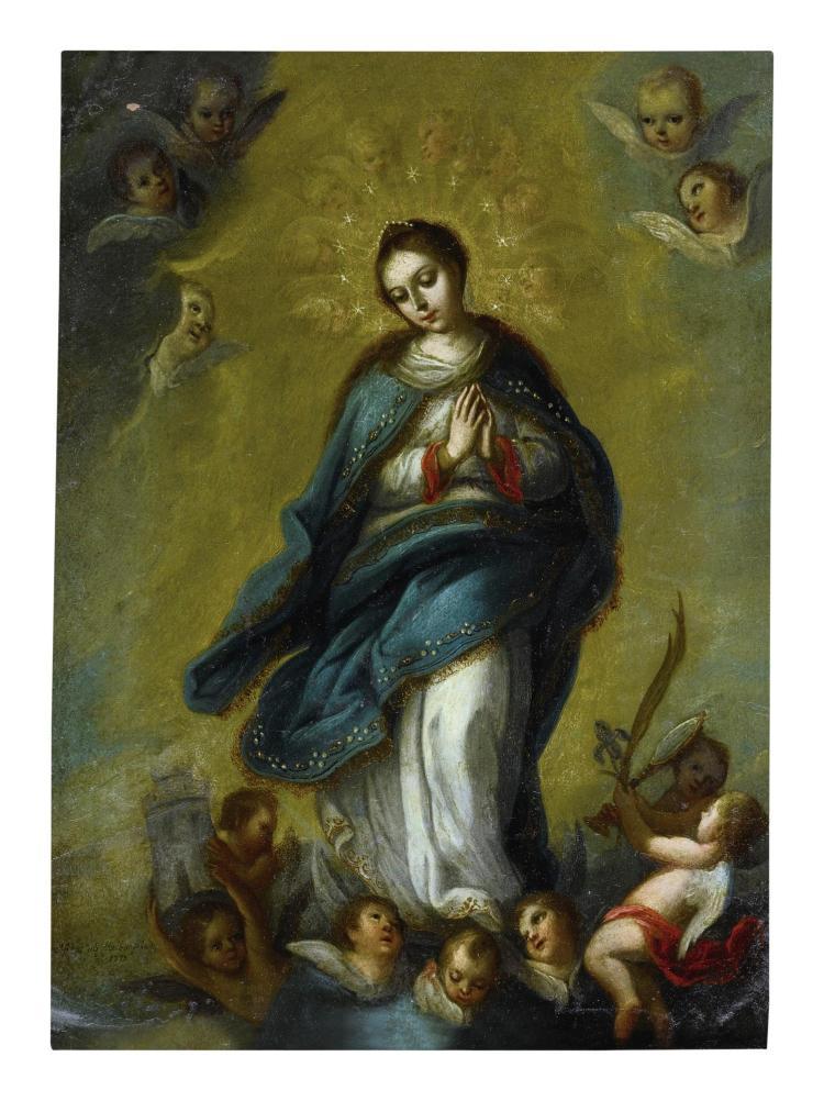 JOSÉ DE ALCÍBAR (1751-1803) | Asunción de la Virgen