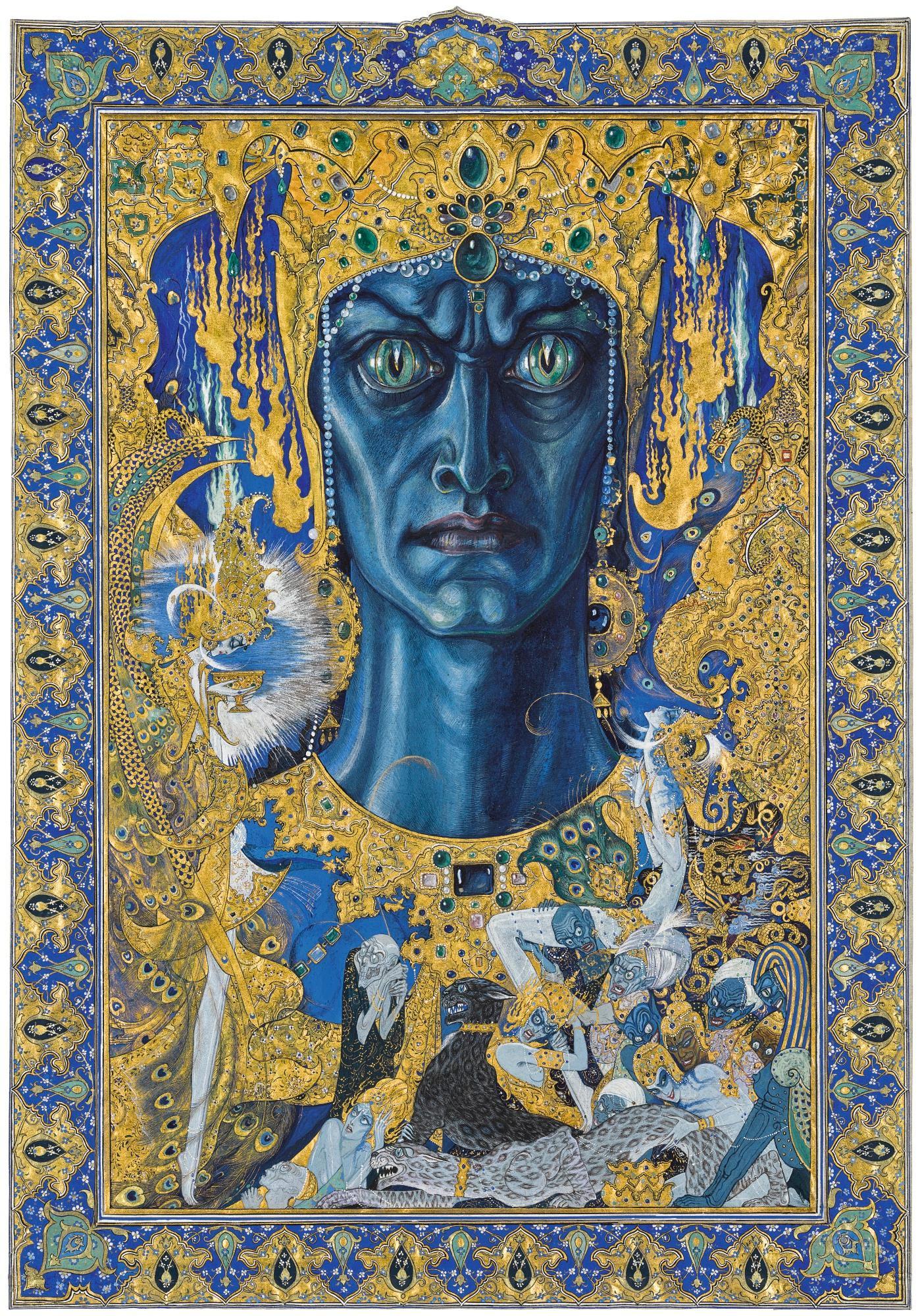 PAUL MAK | Egyptian Fantasy