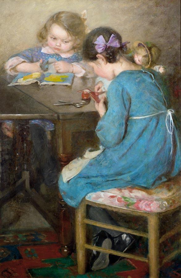 SARA MCGREGOR FL. 1898-1919 SISTERS