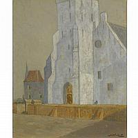 JOHANN CHRISTOPH WINDHORST, DUTCH, 1884 - 1970