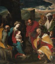 MASSIMO STANZIONE | The Adoration of the Magi