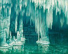 WILLIAM DEGOUVE DE NUNCQUES | La Grotte du Drac, Manacor