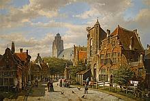 WILLEM KOEKKOEK | A Dutch Street
