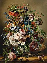HENDRIK REEKERS | Flower Composition