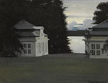 HARALD SLOTT-MÖLLER | The Eremitage Pavilions in the Royal Gardens at Fredensborg