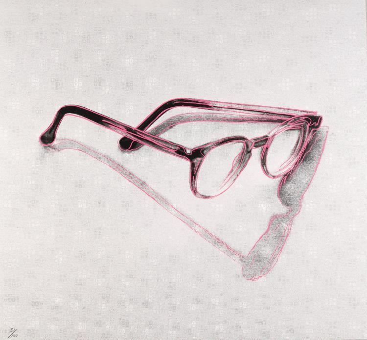 HEDY KLINEMAN | Andy Warhol's Glasses